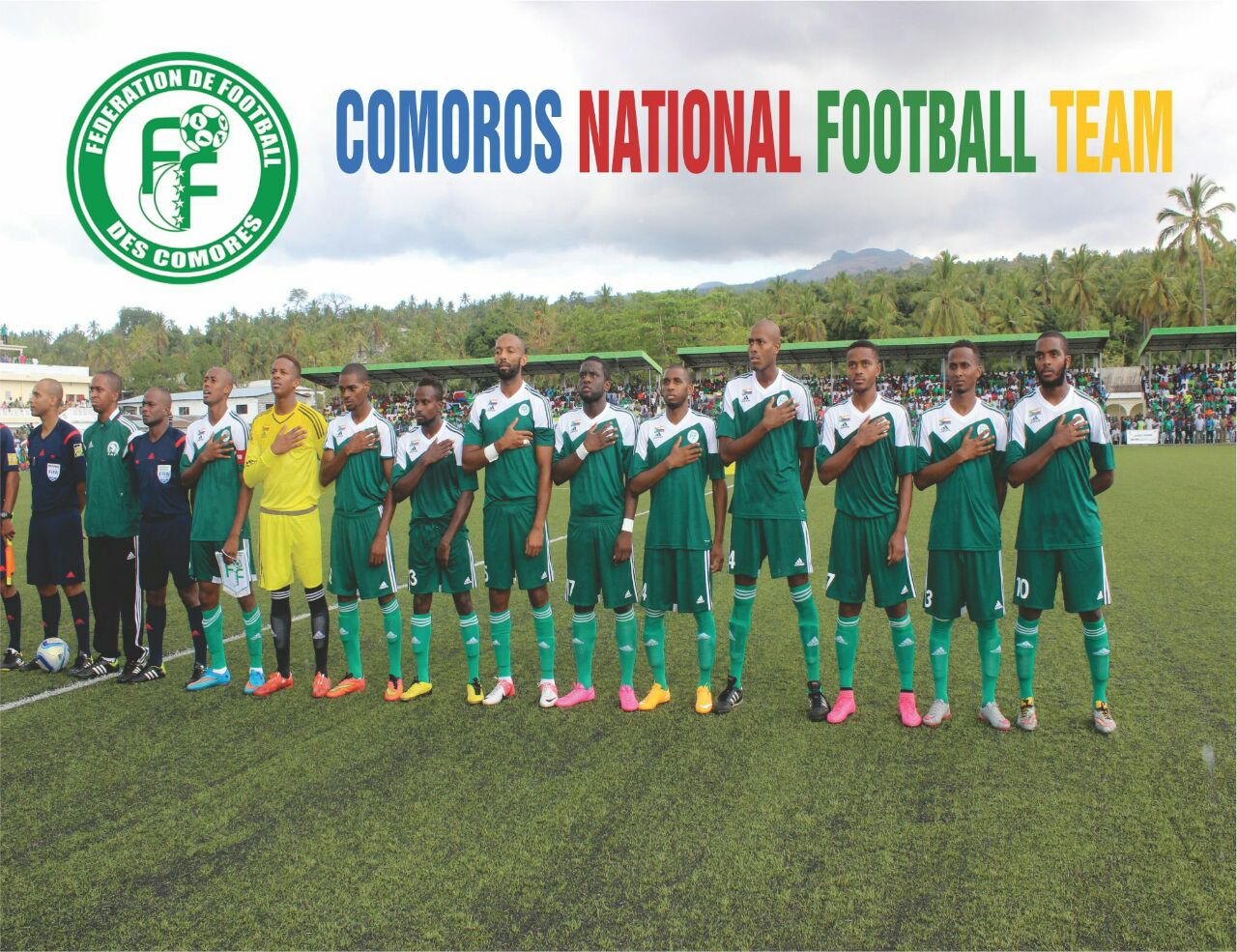 Comoros Football Team