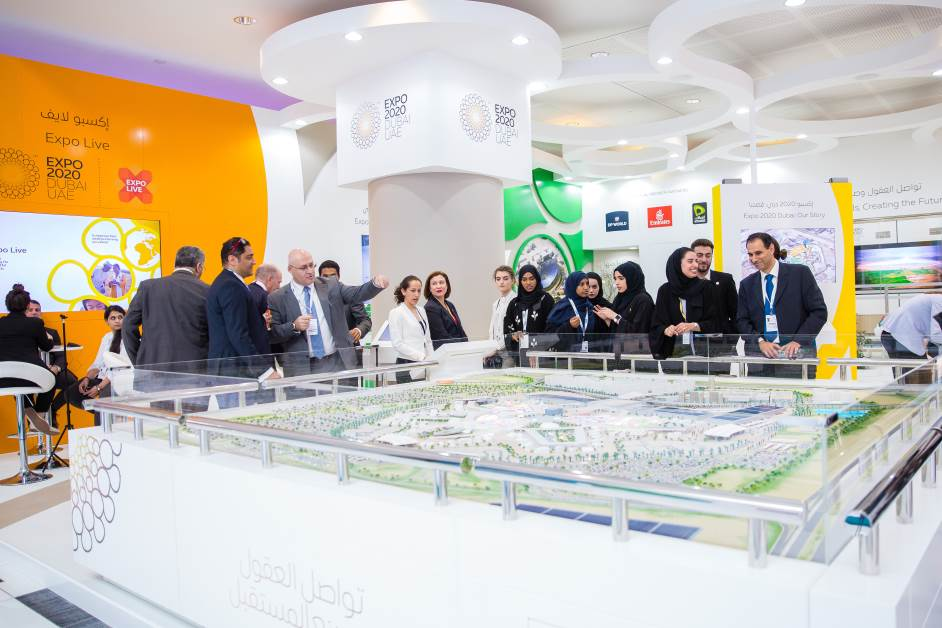 Expo 2020 Stands For : World expo commissioners club unveiled dubai